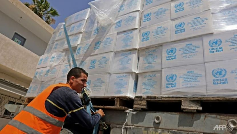 Israeli-Palestinian ceasefire holding as aid arrives in Gaza