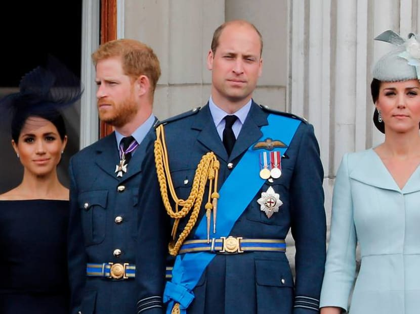 We're not racist, says Prince William after Meghan and Harry interview