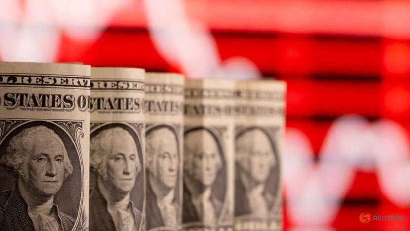 Dollar edges up; Swedish crown firms despite PM resignation