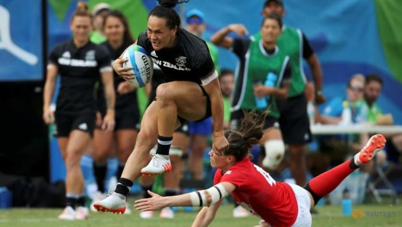Olympics-Rugby-Fijians set to fly again in Tokyo
