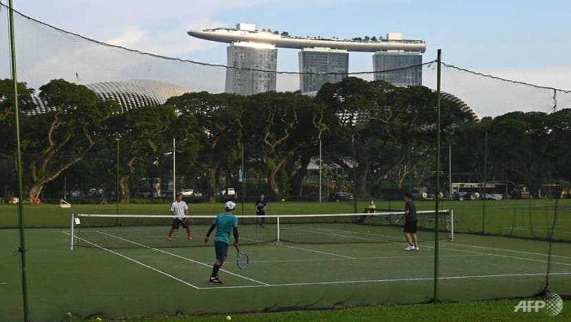 COVID-19: Some indoor sports facilities to close temporarily, outdoor exercise classes to continue with reduced capacity