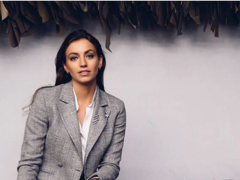 Woman in a man's world: How this entrepreneur found success on Savile Row