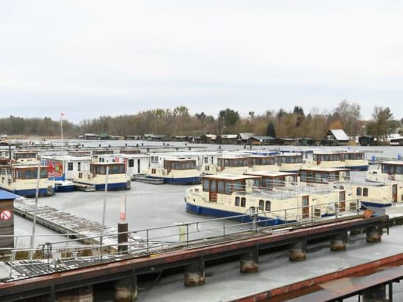 Ahoy, matey! Houseboats in high demand as Germans book holidays close to home