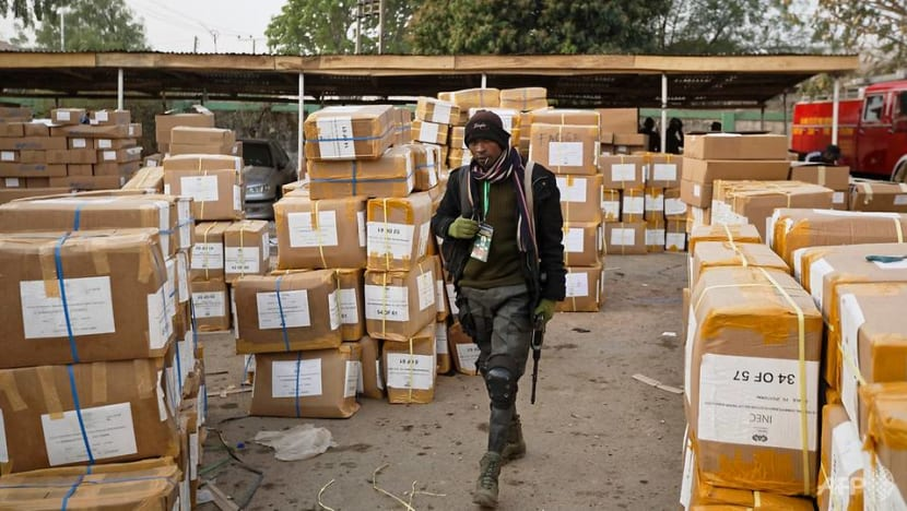 Last-minute Nigeria election delay disappoints voters