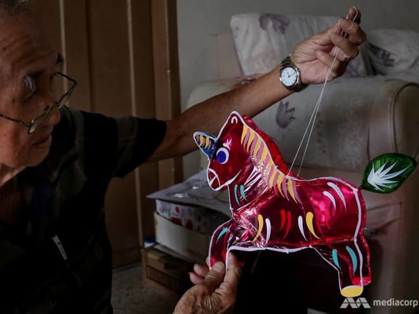 Keeping it old school: A man's 40-year passion in lantern making for Mid-Autumn in Malaysia