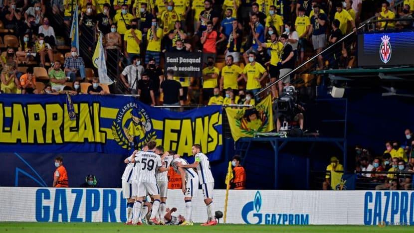 Football: Gosens strikes late to rescue point for Atalanta at Villarreal