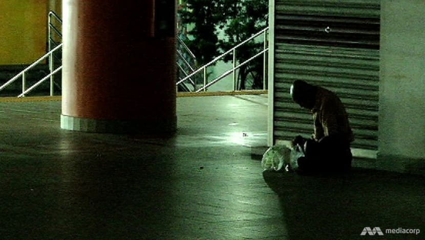 About 1,000 homeless people live on Singapore's streets: Study