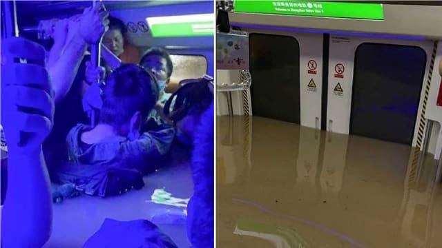 究竟是天灾还是人祸?郑州水灾引媒体学者质疑
