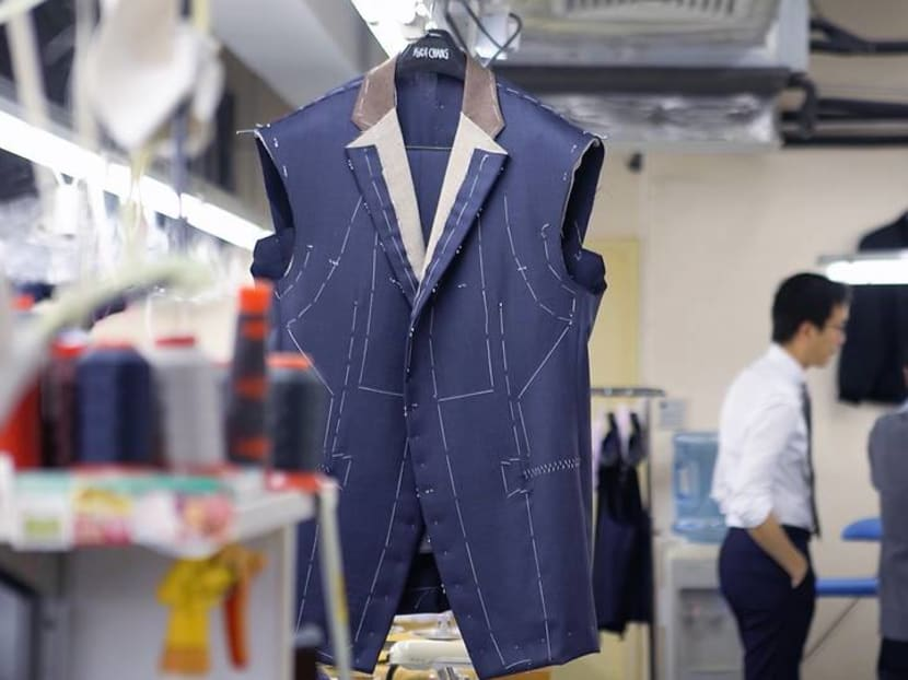 Keeping the spirit of one of Hong Kong's most famous bespoke tailors alive