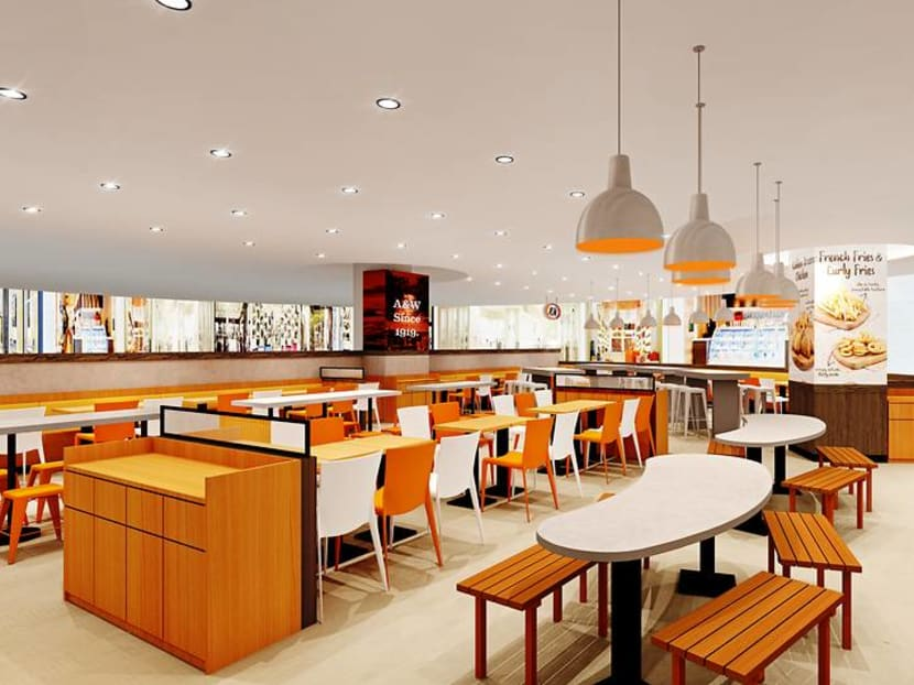 A&W returns to Ang Mo Kio for its second outlet