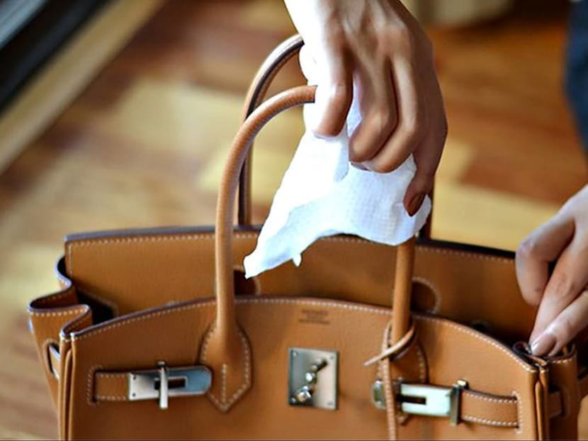 How to remove stains from designer bags so you won't have to throw them away