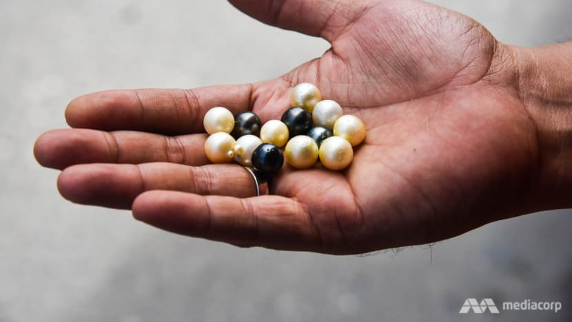 Shine comes off Indonesia's booming pearl industry as new challenges emerge