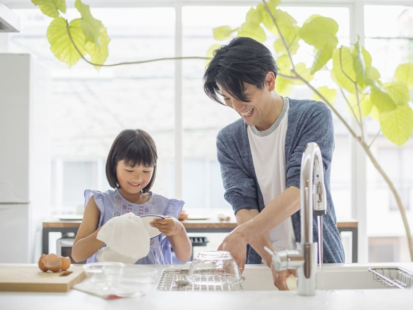 Parents, put your kid to work – it's actually good for their mental health