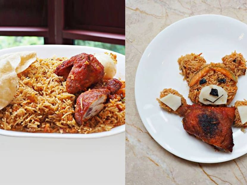 Want some nasi bear-yani? How to turn your boring takeaways into cute meals