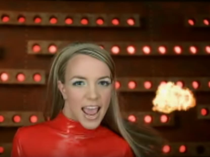 Britney Spears commemorates 20th anniversary of Oops!... I Did It Again