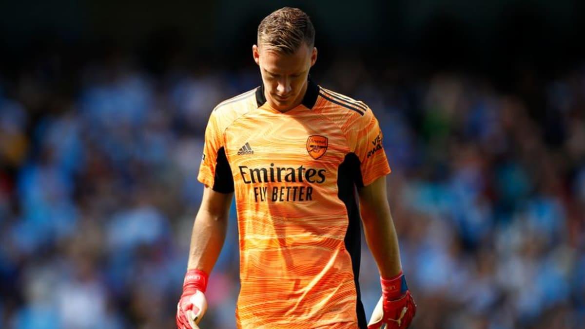 Football: No guarantees for Arsenal goalkeeper Leno, says Arteta