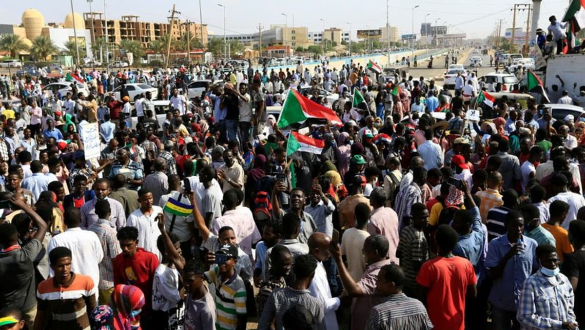 US meets Sudanese leaders to reaffirm support for democracy