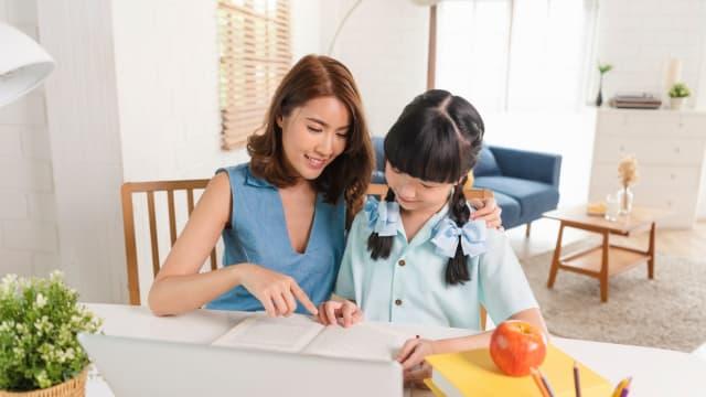 孩子居家学习 爸妈注意6事项