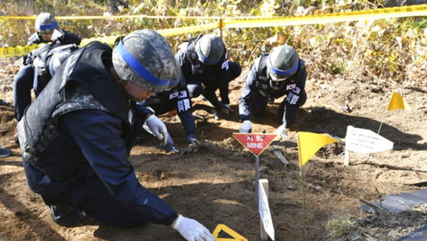 South Korea in uphill battle to recover Korean War remains