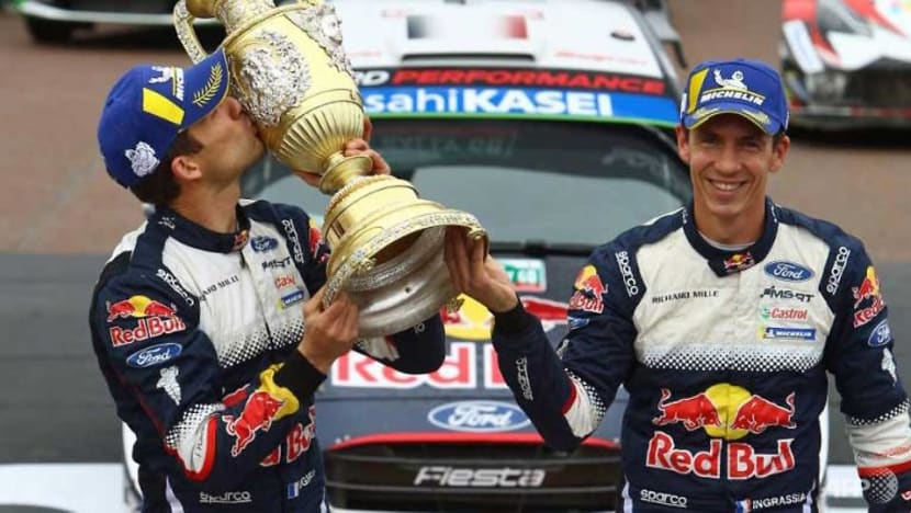 Ogier wins Wales Rally GB to close on championship leader Neuville