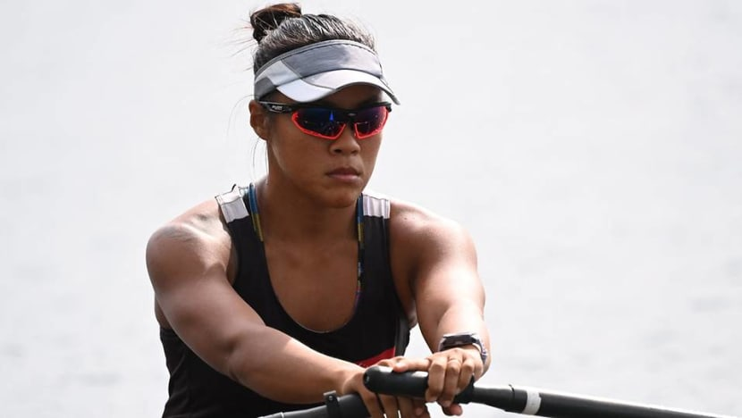 Rowing: Singapore's Joan Poh finishes 28th overall in single sculls competition at Tokyo Olympics