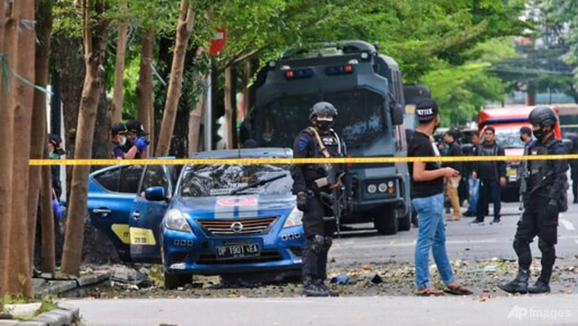Indonesia church suicide bomber was member of pro-Islamic State group behind Jolo attack: Police