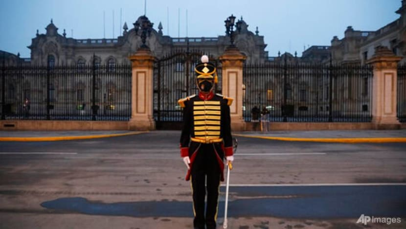 Peru's Castillo shuns palatial 'House of Pizarro' in break from colonial past