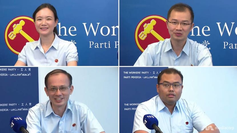 Nicole Seah among Workers' Party's prospective candidates for GE2020