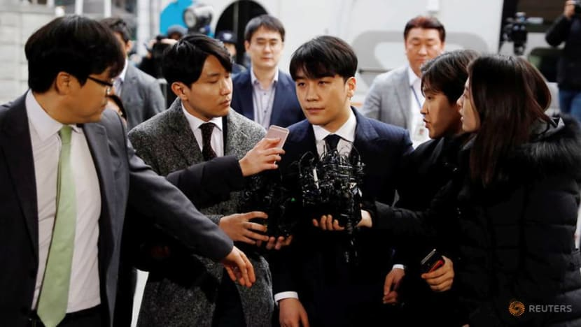 Commentary: BIGBANG Seungri's sprawling scandal brings sexual misconduct secrets into the light