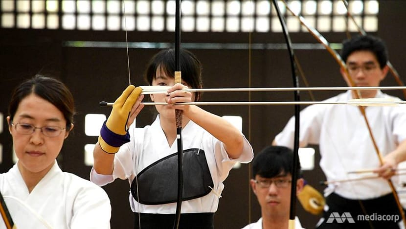 Take a bow: Young Singaporeans who thrive on ancient Japanese archery