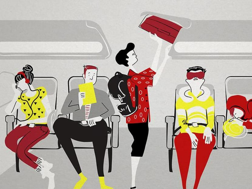 Passengers behaving badly – and what you can do about them