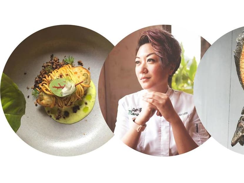 You are what you eat, so eat well and responsibly, says chef Petrina Loh