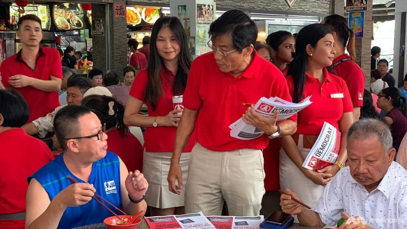 Opposition parties won't win voter confidence if they remain 'disparate': Chee Soon Juan