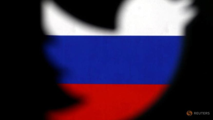 Russia chides Twitter for slow deletion of banned content