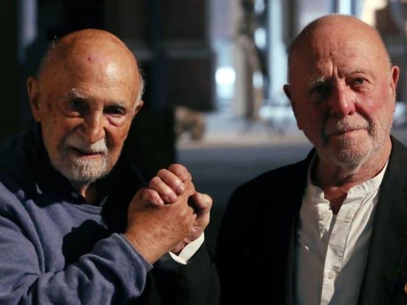 Holocaust survivor and Nazi sympathiser's son forge friendship in Belgium