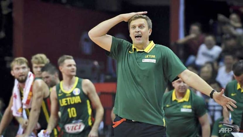 Basketball: World Cup referees sent home after blunder