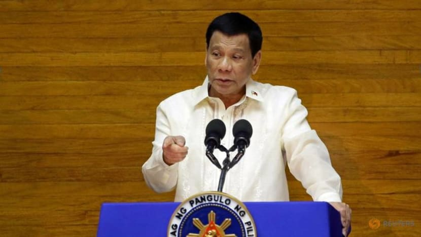 Philippines' Duterte challenges Pacquiao to expose corruption
