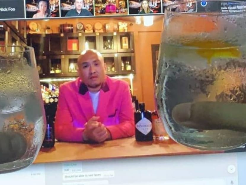 Join Singapore's first virtual bar to support your favourite drinking joint