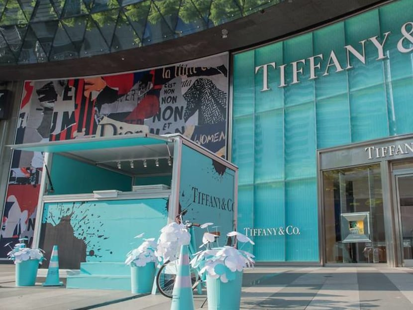 Want to enjoy Breakfast at Tiffany's? Now you can at ION Orchard