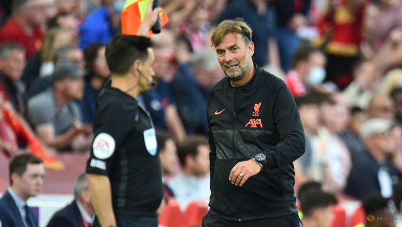 Football: Klopp questions 'double punishment' after Chelsea see red