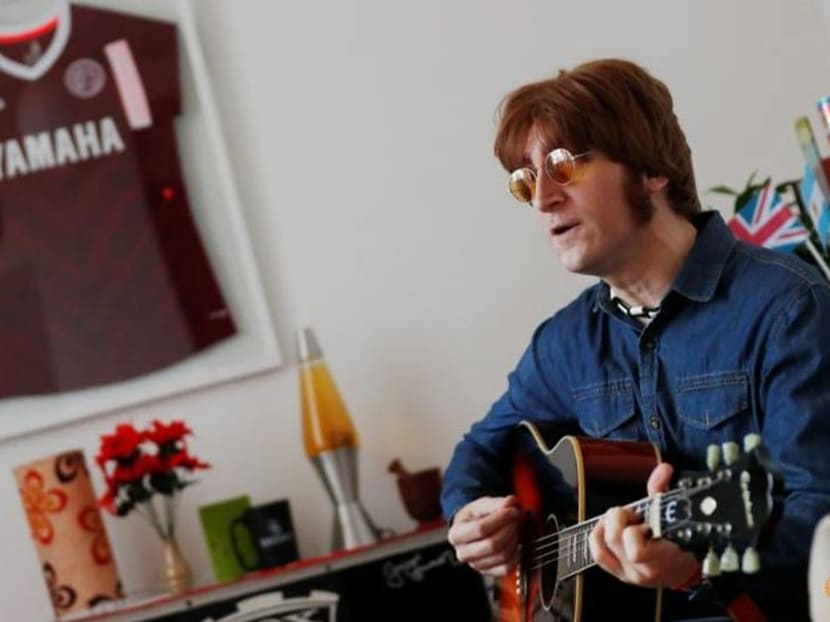 Got to get you into my life: Argentine 'John Lennon' channels spirit of the Beatles