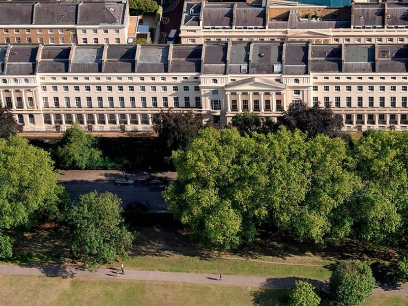 A £185 million home – but it's only London's second most expensive property
