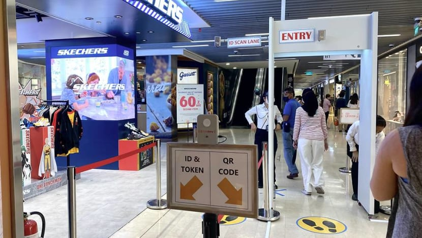 'Quick and convenient' check-ins with new SafeEntry Gateways at malls, libraries and cinemas