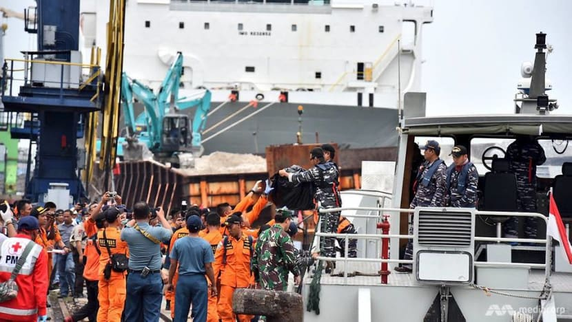Search for crashed Lion Air passenger aircraft widens