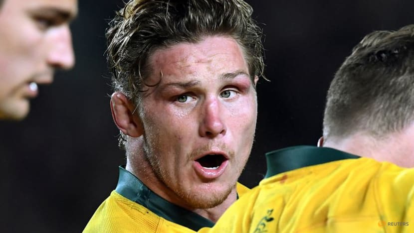 Rugby-Respect but no fear, Wallabies focus on performance at Eden Park