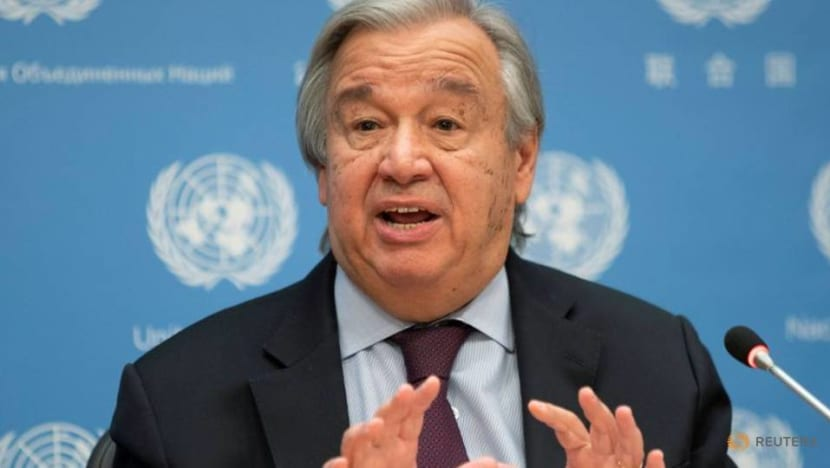 UN chief says US leadership key to fight climate emergency