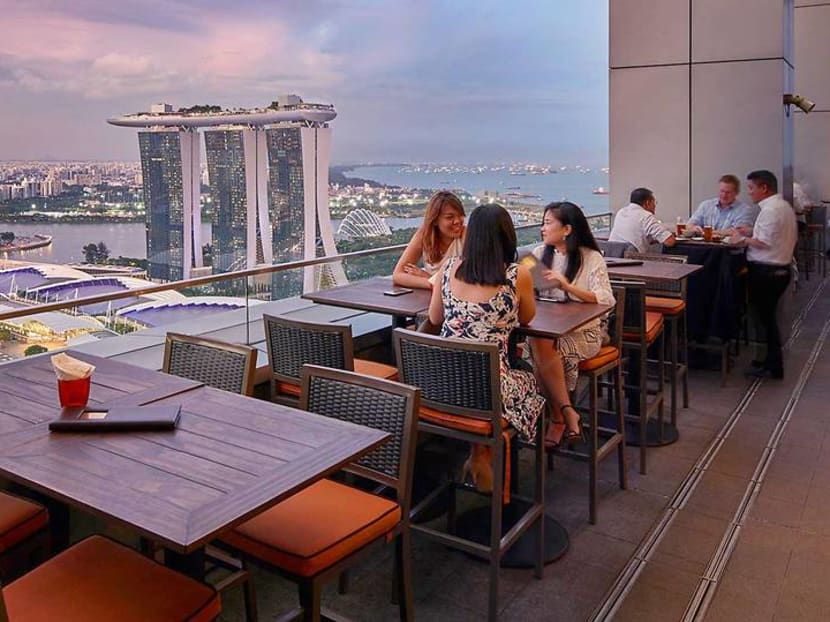 Fresh air, open spaces: Restaurants with outdoor areas for alfresco dining