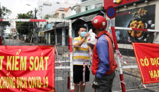 Vietnam's Ho Chi Minh City may have 40% more unrecorded COVID-19 cases: Report