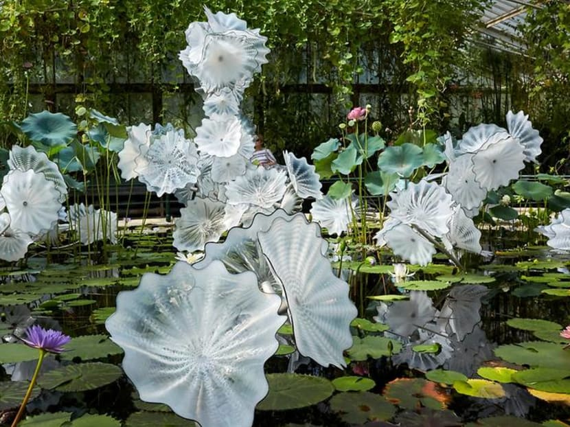 Instagram-worthy glass sculptures are coming to Gardens by the Bay