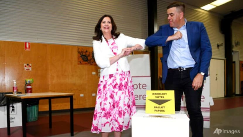 Australian Labor Party claims victory in COVID-dominated race in Queensland